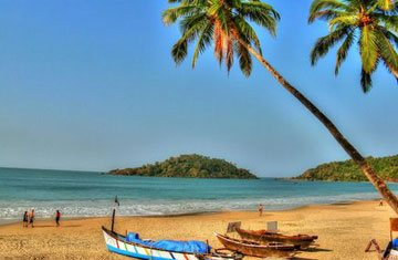 Relaxing Goa