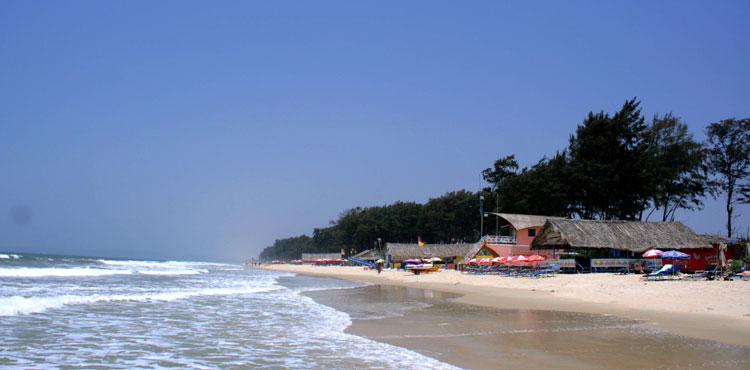 Goa-grand Hyatt Goa, Near Panjim (3N/4D)