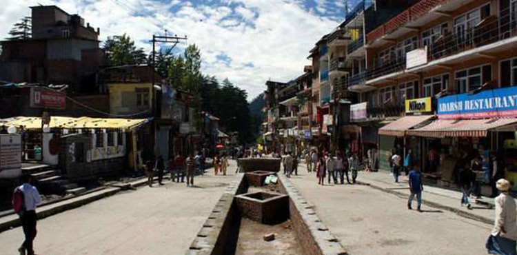 Chandigarh Manali Chandigarh (3N/4D)