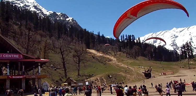 Sparkle Of Manali By Volvo Luxury Package (2N/3D)
