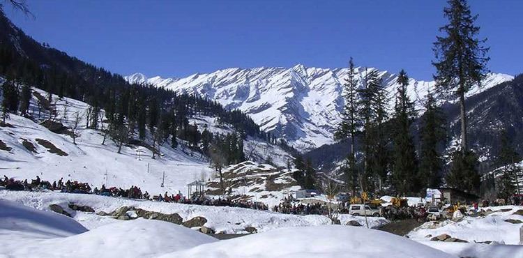 Exotic Manali By Volvo Luxury Package (3N/4D)