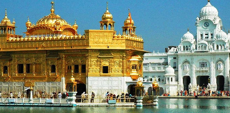 Himachal Harmony With Amritsar By Cab (7N/8D)