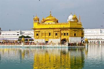 Himachal Harmony With Amritsar By Cab