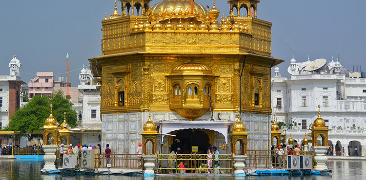 Himachal Harmony With Amritsar By Cab Luxury Package (7N/8D)