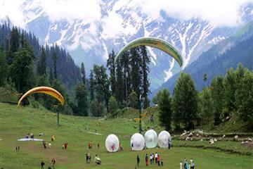Himachal Harmony With Amritsar By Cab Luxury Package