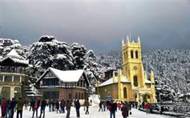 The Allure Of Shimla Valentine Day Special Ex Delhi (2N/3D)