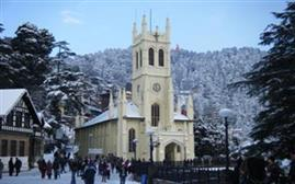 The Allure Of Shimla Valentine Day Special Ex Chandigarh (2N/3D)