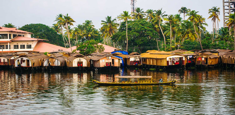 Kerala- Summer Tour With Family (5N/6D)