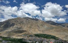 Captivating Leh Holiday Package With Pangong
