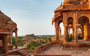 Rajasthan At A Glance