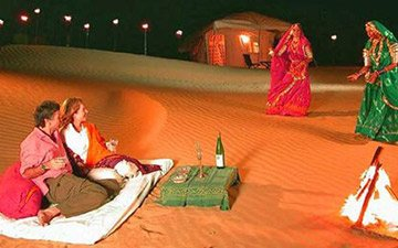 Rajasthan Safari Tour (5N/6D)