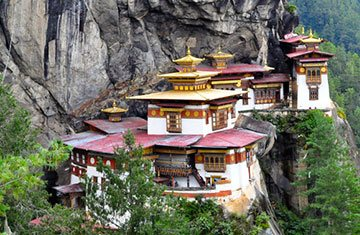 Bhutan 5 Nights - 6 Days (5N/6D)