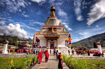 Bhutan 7 Nights - 8 Days (7N/8D)