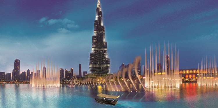 Wonders Of Dubai (4N/5D)