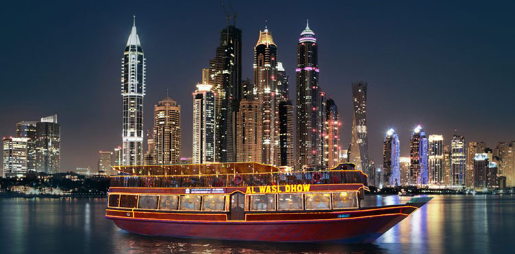 Attractions Of Dubai (5N/6D)