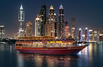 Magnificent Dubai (4N/5D)