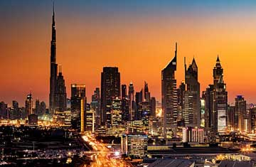 Dubai Holiday Package With Flight Ex Delhi
