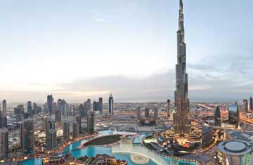 Dubai Holiday Package With Flight Ex Mumbai (4N/5D)