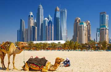Dubai Tour Package With Flight Ex Bangalore (4N/5D)