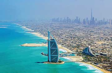 Dubai Luxury Holiday With Flight Ex Delhi