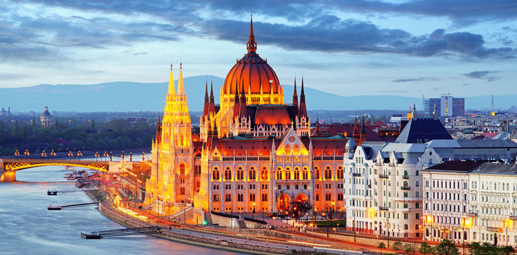 Europe Holiday Package (6N/7D)