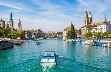 Italy - Switzerland Holiday Package