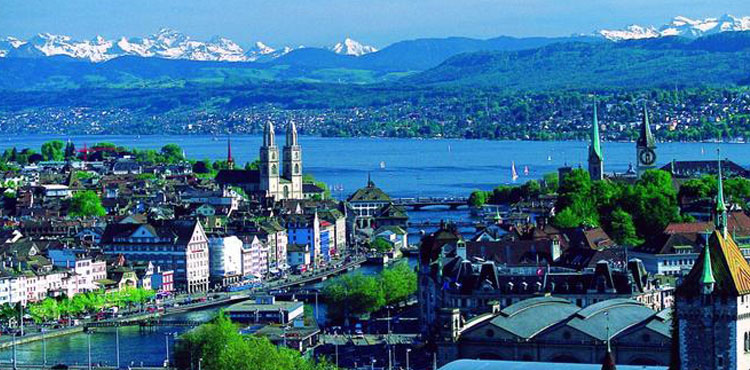 Italy - Switzerland - Austria - France Holiday Package (10N/11D)