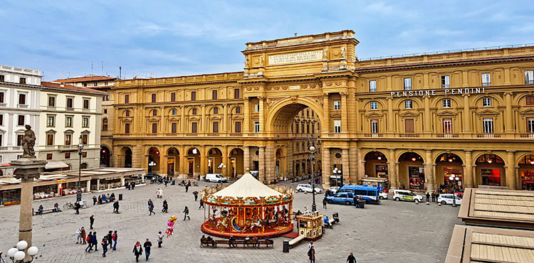 Italy - Switzerland - Spain - France - Netherlands Holiday Package (21N/22D)