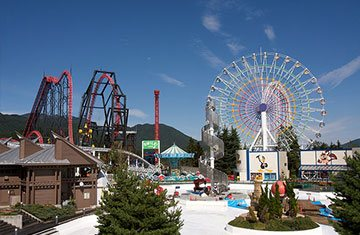 Japan Theme Park Package