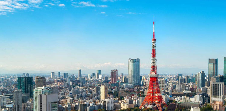 Japan Honeymoon Package (6N/7D)