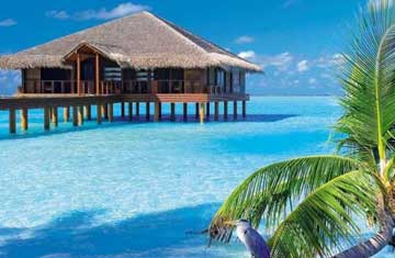 Paradise Island Resort - Maldives With Flight Ex Delhi (3N/4D)