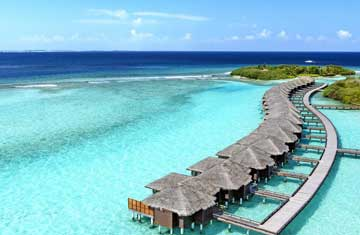 Vivanta By Taj Coral Reef - Maldives With Flight Ex Delhi