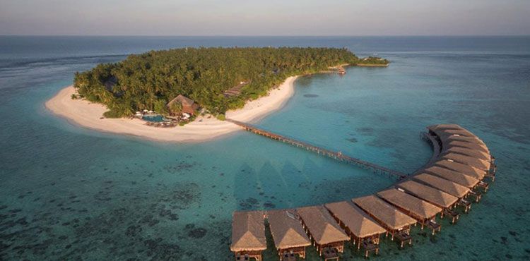 Vivanta By Taj Coral Reef - Maldives With Flight Ex Bangalore (3N/4D)