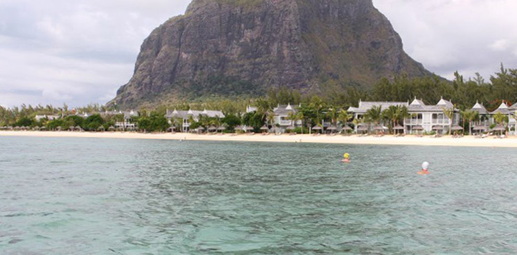 Romantic Moments At Mauritius (6N/7D)