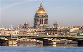 Budget Saint Petersburg Holiday Package