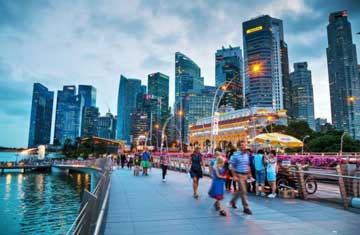 Singapore Holiday Package (4n/5d)