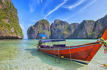Featureful Beauty Of Thailand