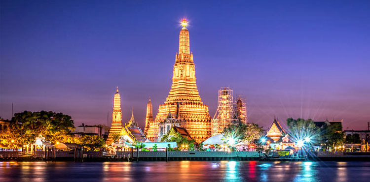 Thailand Rich Experience Holiday Package (5N/6D)