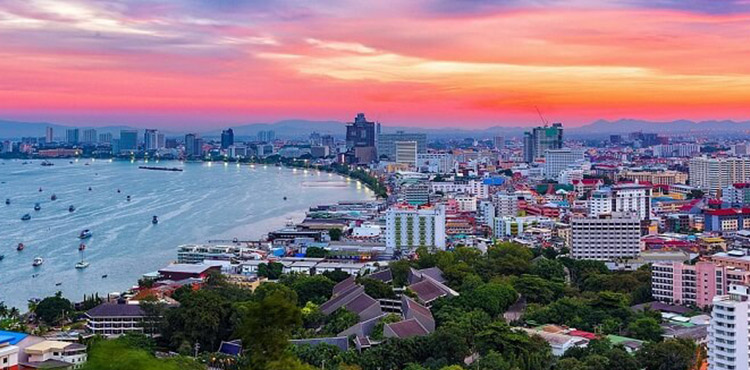 Scenic Thailand (6N/7D)
