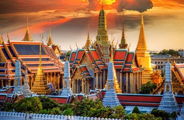 Thailand Standard Package With Flight Ex Delhi (4N/5D)