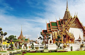 Thailand Standard Package With Flight Ex Bangalore