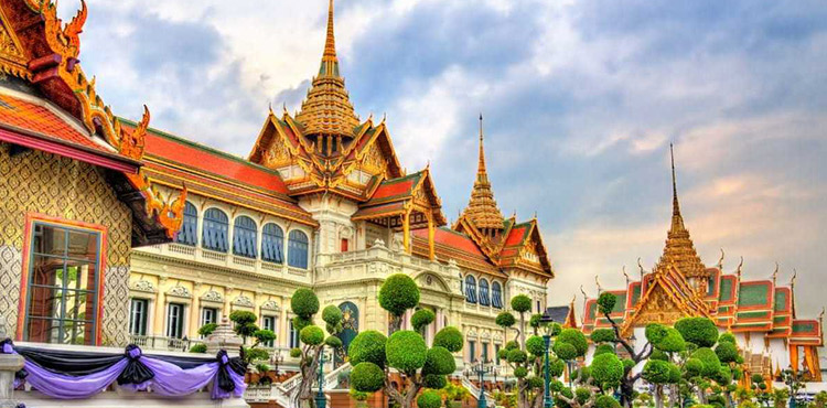 Thailand Standard Package With Flight Ex Mumbai (4N/5D)
