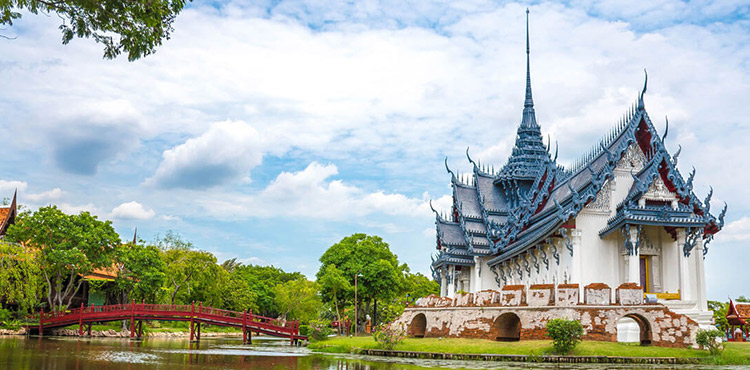 Thailand Premium Package With Flight Ex Mumbai (4N/5D)