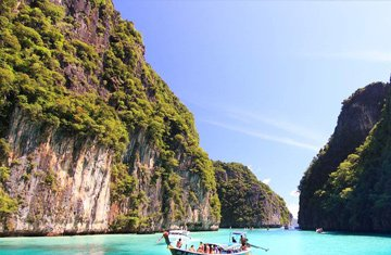 Thailand Luxury Package With Flight Ex Bangalore