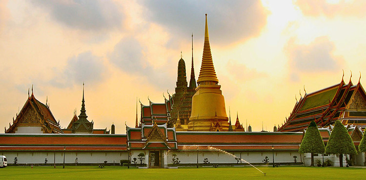Thailand Luxury Package With Flight Ex Mumbai (4N/5D)