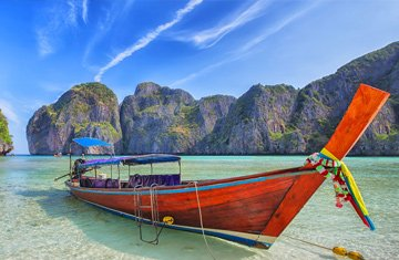 Thailand Luxury Package With Flight Ex Mumbai